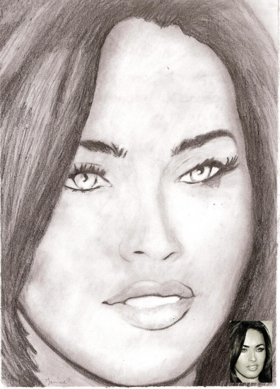 Megan Fox by janine
